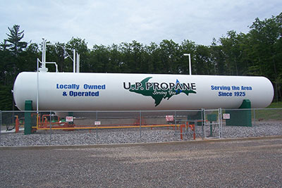 U.P. Propane Office